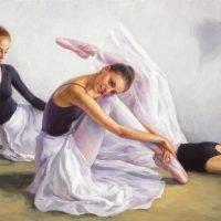 Lepäävät tanssijat