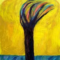 Puu tuulessa