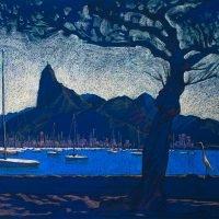 Corcovadovuori. Rio de Janeiro