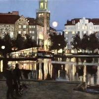 Hyvää yötä Helsinki!