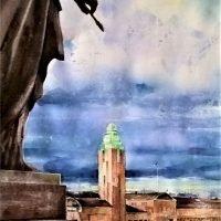 Näkymä Ateneumista
