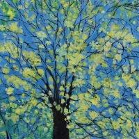 Ihmisen tilat(kukkiva puu)