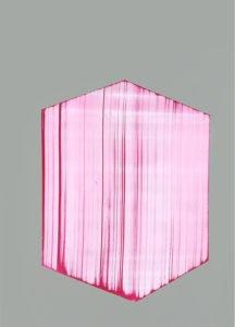 Kaija Hinkula: Cube 3, 2019