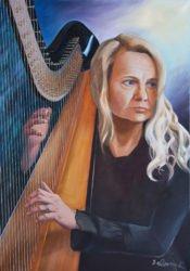 portrait of Iro Haarla